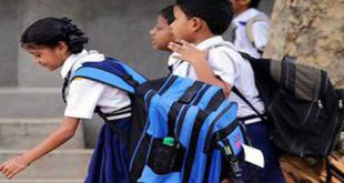 Modifications in school bag can reduce loadfor children