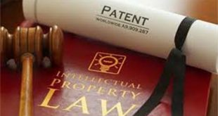 Patent is an exclusive right for an invention