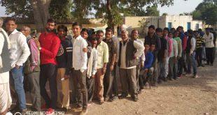 कोटा जिले में 6 सीटों पर 74.76 प्रतिशत मतदान