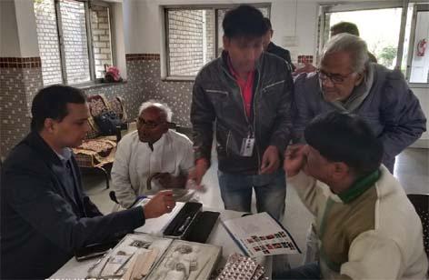 75 गांवों के 596 लोगों की हुई निःशुल्क स्वास्थ्य जांच