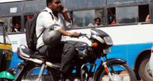 मोबाइल पर बात करते हुये वाहन चलाना महंगा पड़ेगा