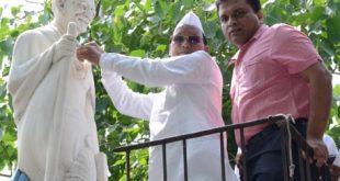 कोटा में गांधी जीवन दर्शन प्रदर्शनी देख अभिभूत हुए युवा