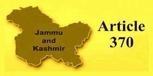 70 वर्षों बाद देश की मुख्यधारा से जुडे़गा जम्मू-कश्मीर