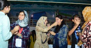जम्मू-कश्मीर के 500 विद्यार्थियों ने कोटा में मनाई ईद