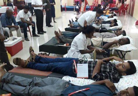 2 अक्टूबर को कोटा जिले में 5000 यूनिट रक्तदान का लक्ष्य