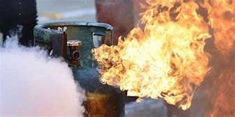 कोटा में लैंडमार्क सिटी के हॉस्टल में आग
