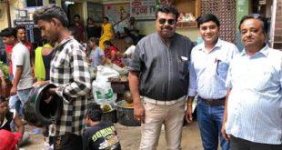 कोटा आयरन व स्टील मर्चेंट एसोसिएशन द्वारा 2400 बाढ़ पीड़ितों को भोजन