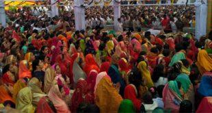 मेड़तवाल वैश्य समाज के अन्नकूट महोत्सव में पहुंचे 15 हजार श्रद्धालु