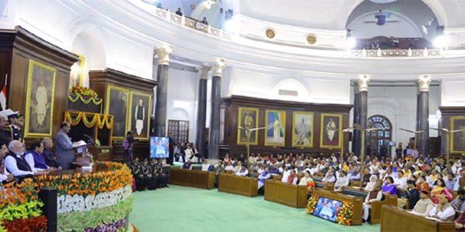 देश में सभी समस्याओं के हल के लिये संवैधानिक उपाय – राष्ट्रपति